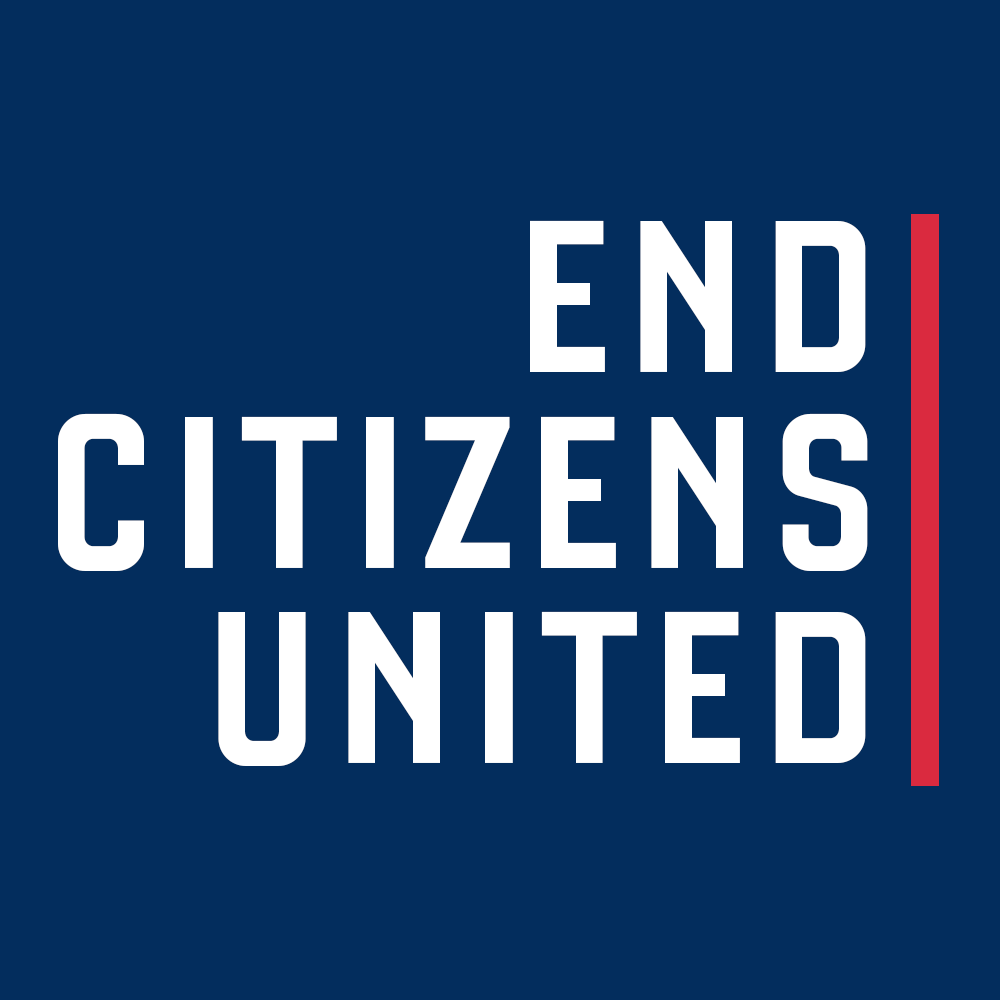 End Citizens United logo